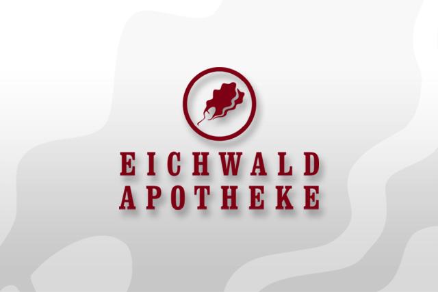 Redesign des Logos für die Eichwald Apotheke
