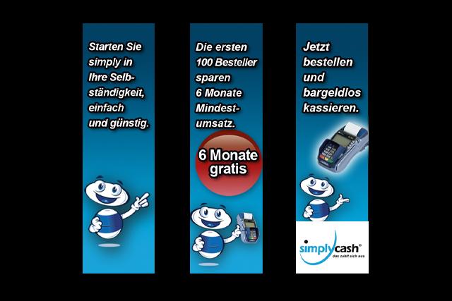 Online-Marketing und Kampagne für E-Commerce und Payment Services
