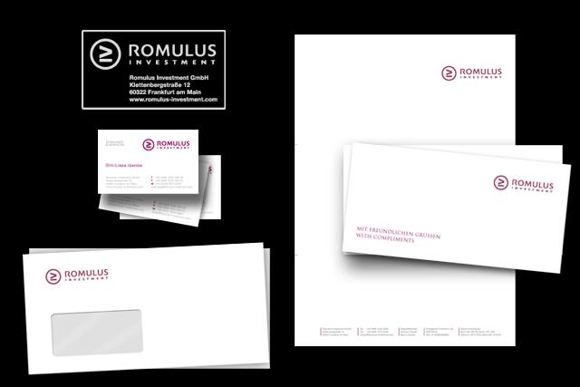 Corporate Design für Finanzdienstleistungen, Geschäftsausstattung, Briefpapier, Logo, Visitenkarten, Schilder, Stempel, Website, Anzeigen usw.