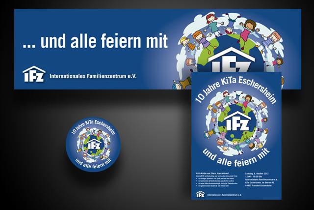 Flyer Gestaltung Frankfurt