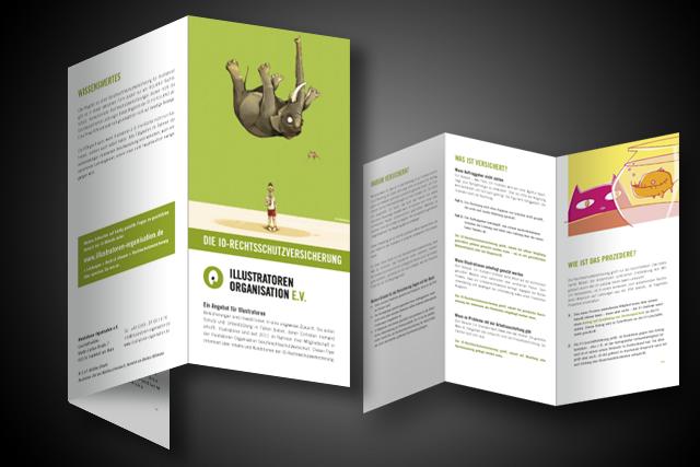 Folder Gestaltung