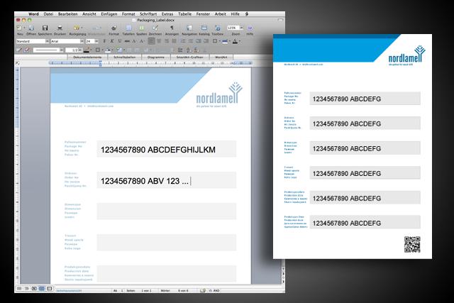 Gestaltung von Word und Office-Vorlagen