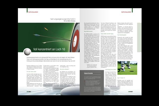 PR-Artikel, Advertorial für Fachzeitschrift