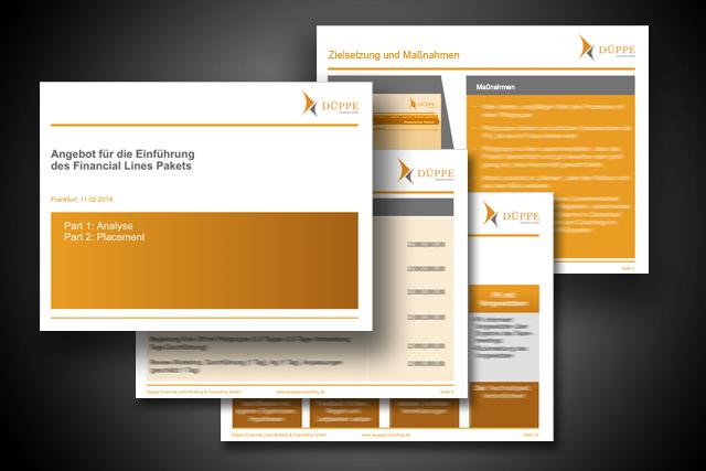 Erstellung und Gestaltung von Powerpoint Vorlagen