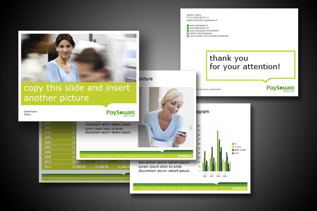 PowerPoint Vorlage - Gestaltung und Layout Folienmaster