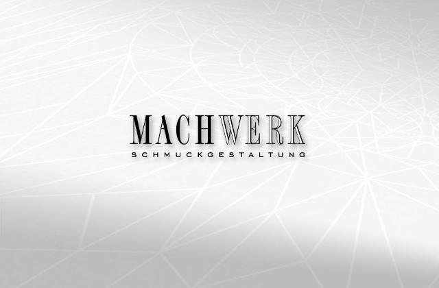Logo Redesign für Machwerk Schmuck-Gestaltung