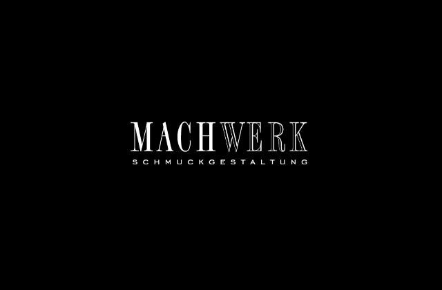 Logo für Schmuck-Gestaltung Machwerk