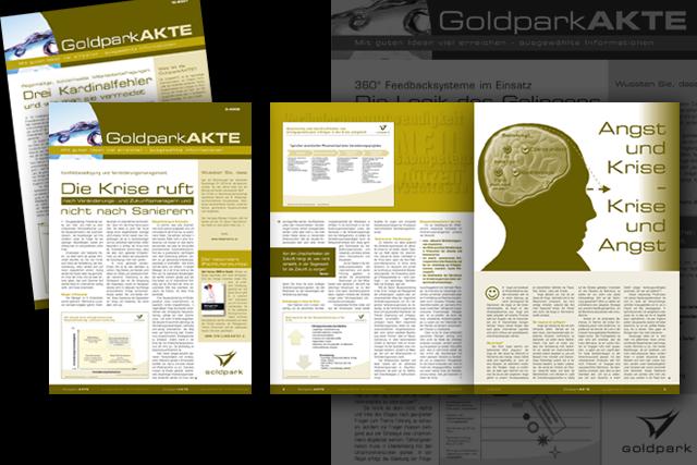 Mailings, Print- und Online-Newsletter