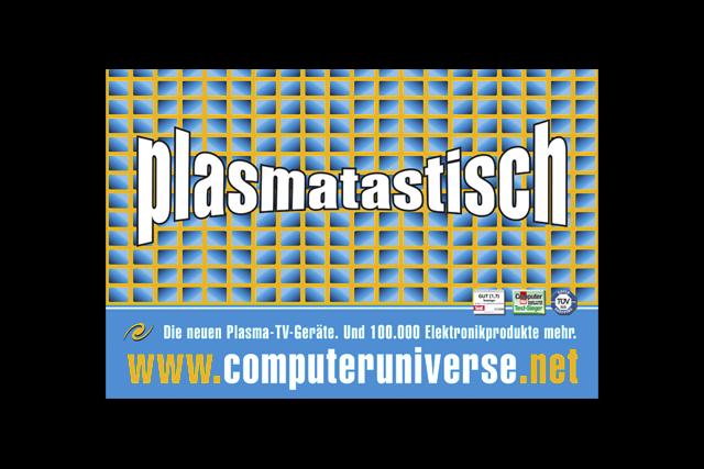 Markenstrategie, Image-Kampagne für computeruniverse.net