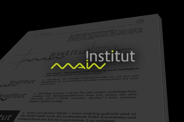 Markenstrategie und Corporate Design für einen Anbieter von Weiterbildungs-Maßnahmen